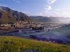Gansu province photo